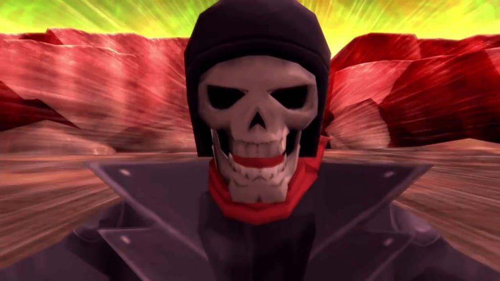 Shin Megami Tensei III: Nocturne HD Remaster - Hell Biker Demon Boss