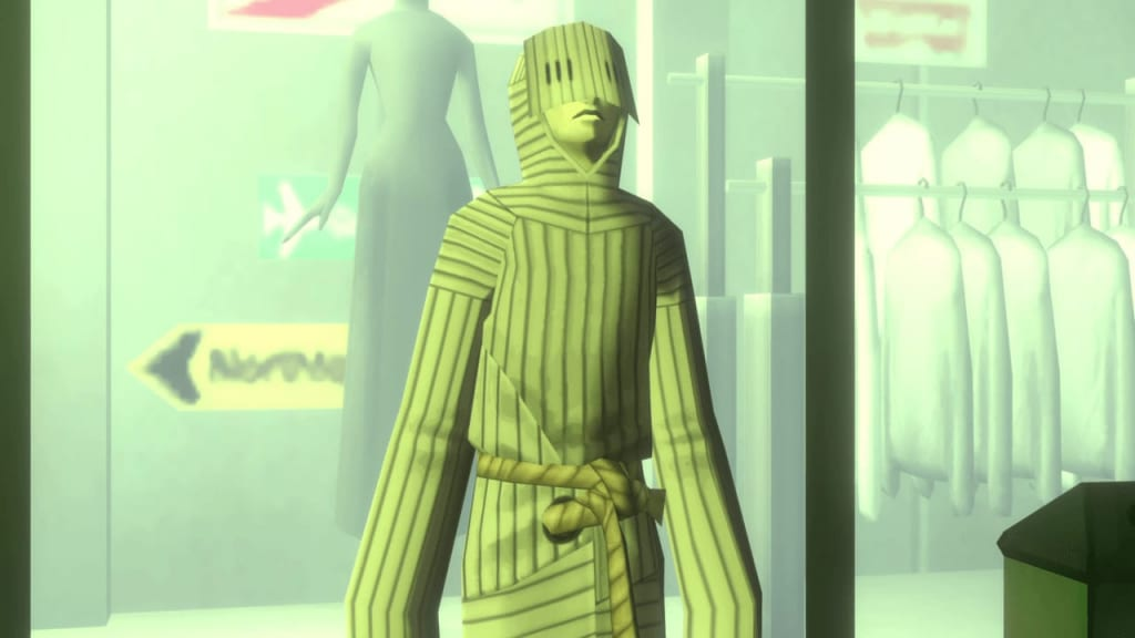 Shin Megami Tensei III: Nocturne HD Remaster - Ginza Great Underpass Collector Manikin