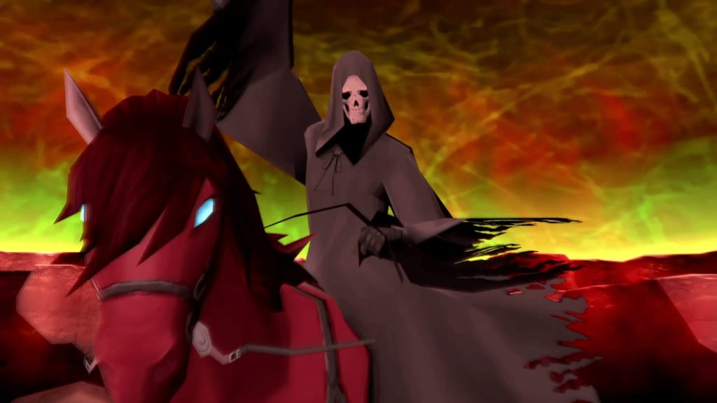 Shin Megami Tensei III: Nocturne HD Remaster - How to Defeat Red Rider Boss Battle Guide