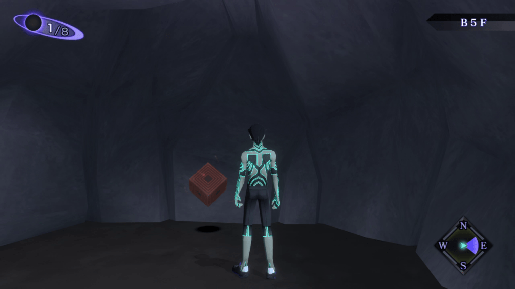 Shin Megami Tensei III: Nocturne HD Remaster - Ikebukuro Tunnel Cube 5
