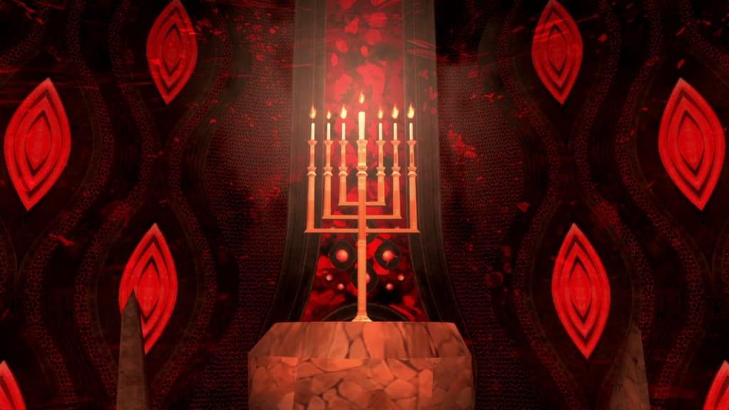 Shin Megami Tensei III: Nocturne HD Remaster - Labyrinth of Amala Deep Zone First Kalpa Walkthrough