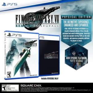 Final Fantasy 7 Remake Intergrade - Physical Standard Edition