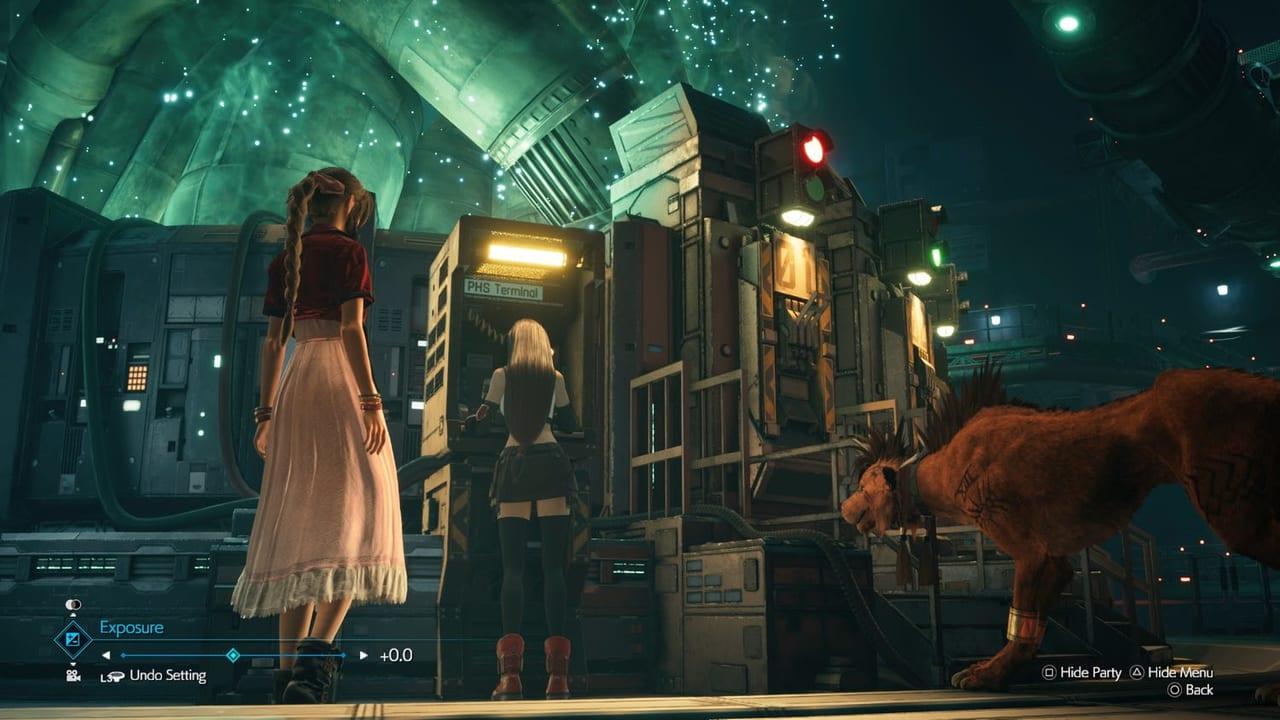Final Fantasy 7 Remake Intergrade - New Photo Mode