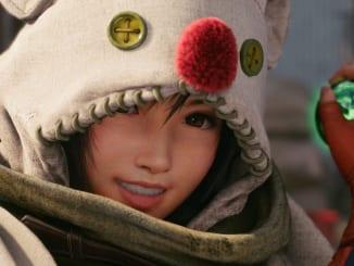 Final Fantasy 7 Remake Intergrade - Yuffie