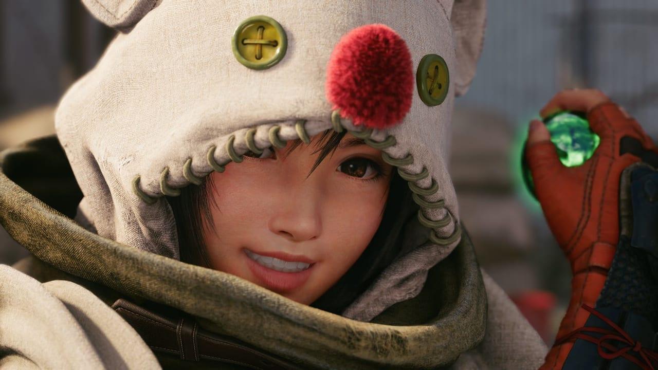 Final Fantasy 7 Remake Intergrade - New Character Yuffie
