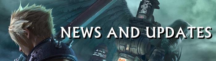 Final Fantasy 7 Remake Intergrade - News and Updates Banner