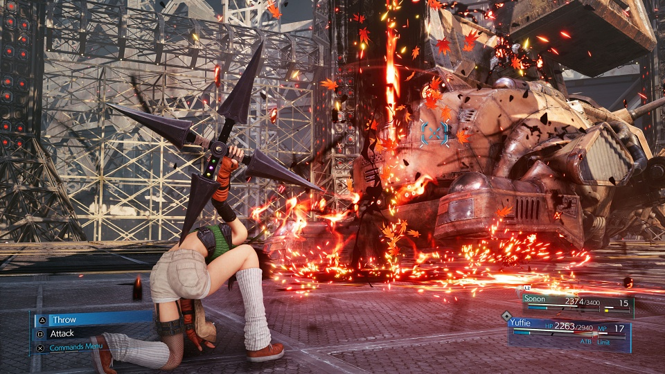 Final Fantasy 7 Remake Intergrade - Episode INTERmission Boss Guides