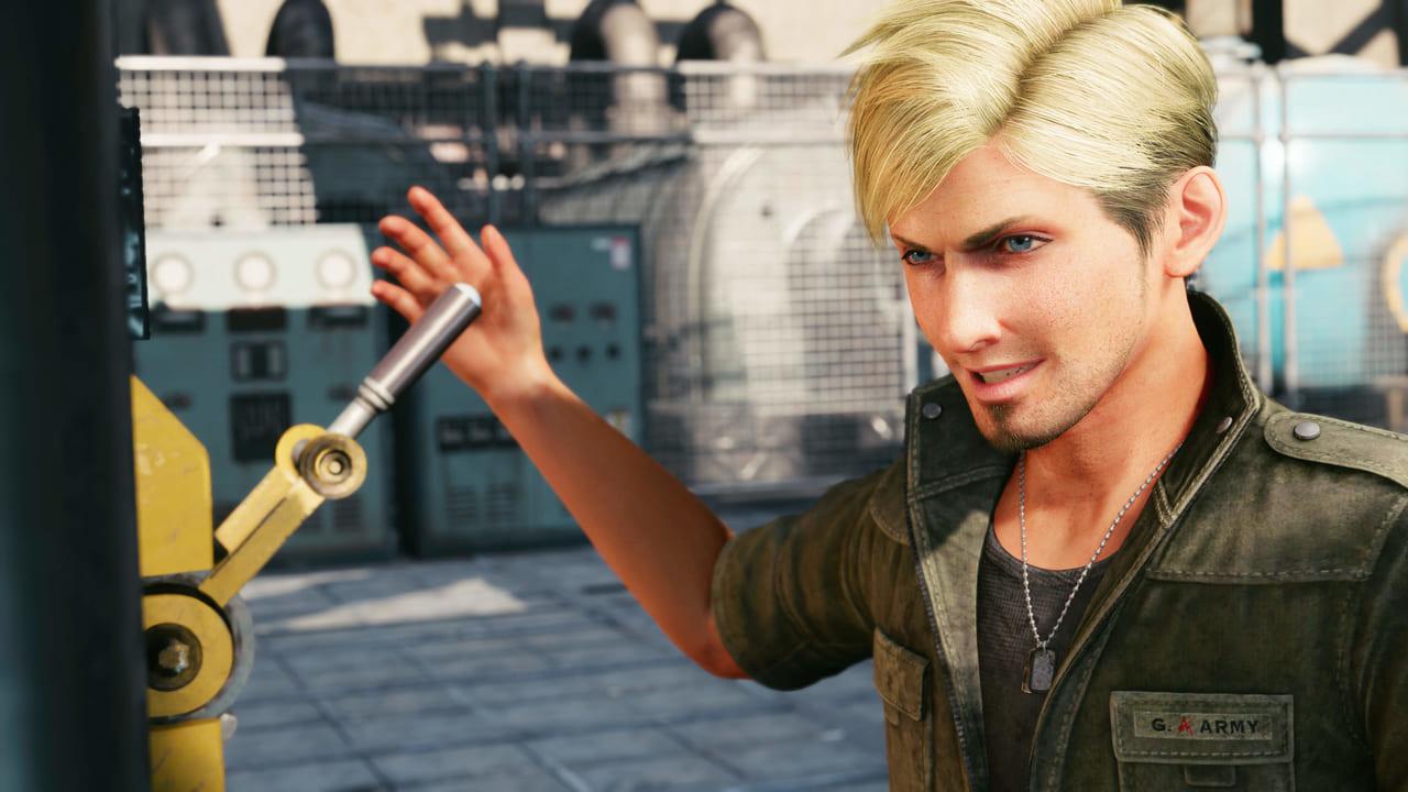 Final Fantasy 7 Remake Intergrade Zhijie