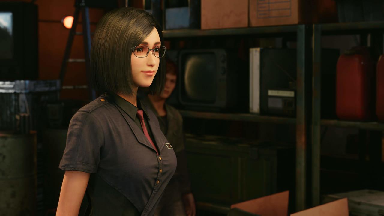 Final Fantasy 7 Remake Intergrade Nayo