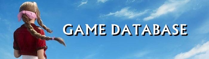 Final Fantasy 7 Remake Intergrade - Game Database Banner