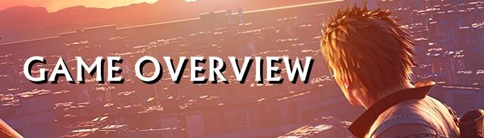 Final Fantasy 7 Remake Intergrade - Game Overview Banner