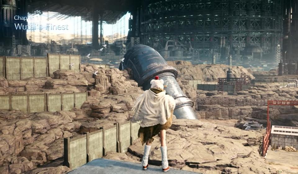 Final Fantasy 7 Remake Intergrade - Episode INTERmission Chapter 1: Wutai's Finest