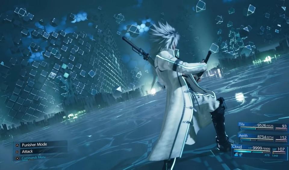 FF7 Remake Intergrade - Weiss the Immaculate Boss Guide