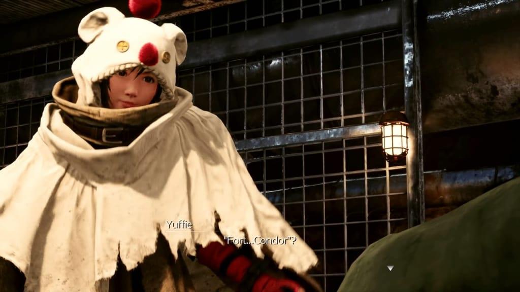 Final Fantasy 7 Remake Intergrade - Fort Condor Mini-Game Yuffie
