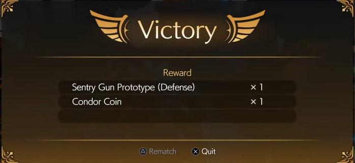 Final Fantasy 7 Remake Intergrade - Fort Condor Rewards