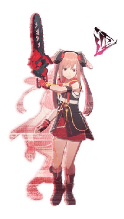 Scarlet Nexus - Arashi Spring Character Companion Overview