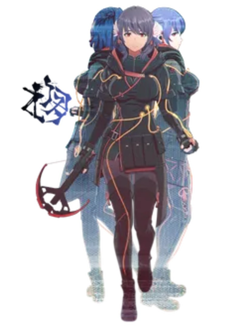 Scarlet Nexus Kyoka Eden