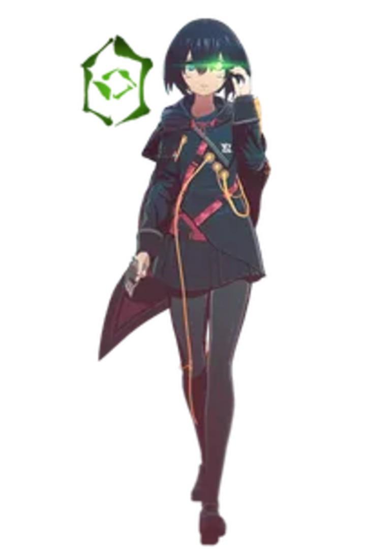 Scarlet Nexus - Tsugumi Nazar Character Companion Overview