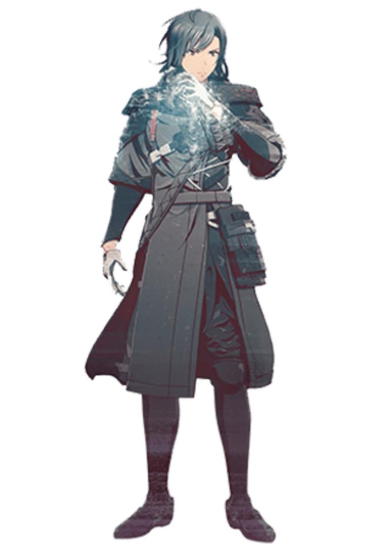 Scarlet Nexus - Fubuki Spring Character Companion Overview