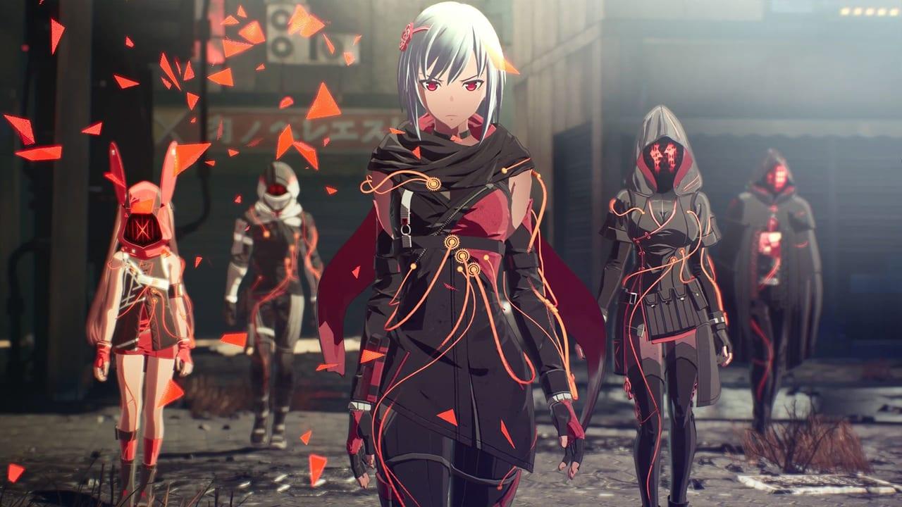 Scarlet Nexus - Characters