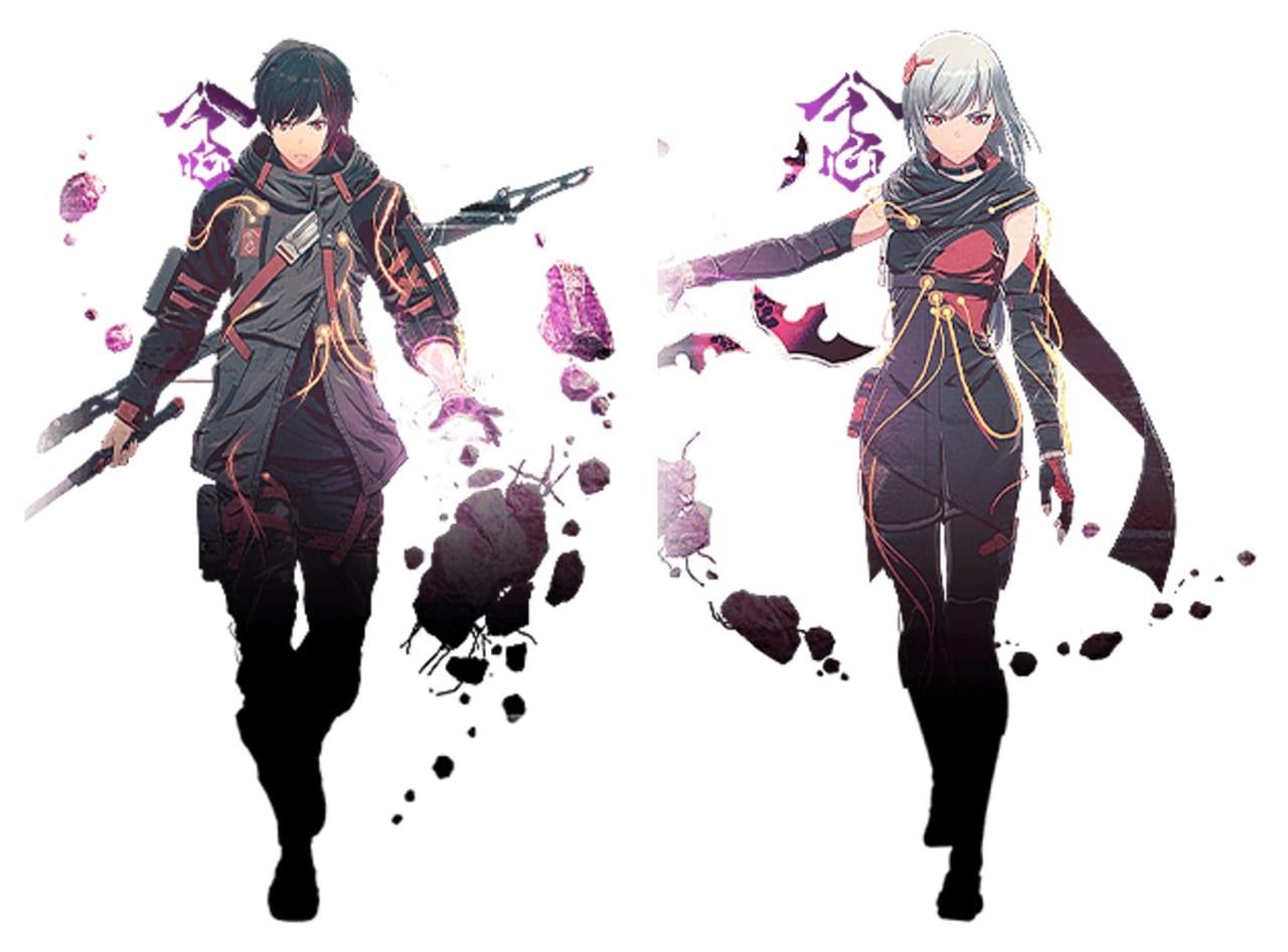 Scarlet Nexus Main Characters