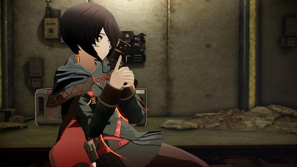 Scarlet Nexus - Tsumgumi Nazar Bond Episodes