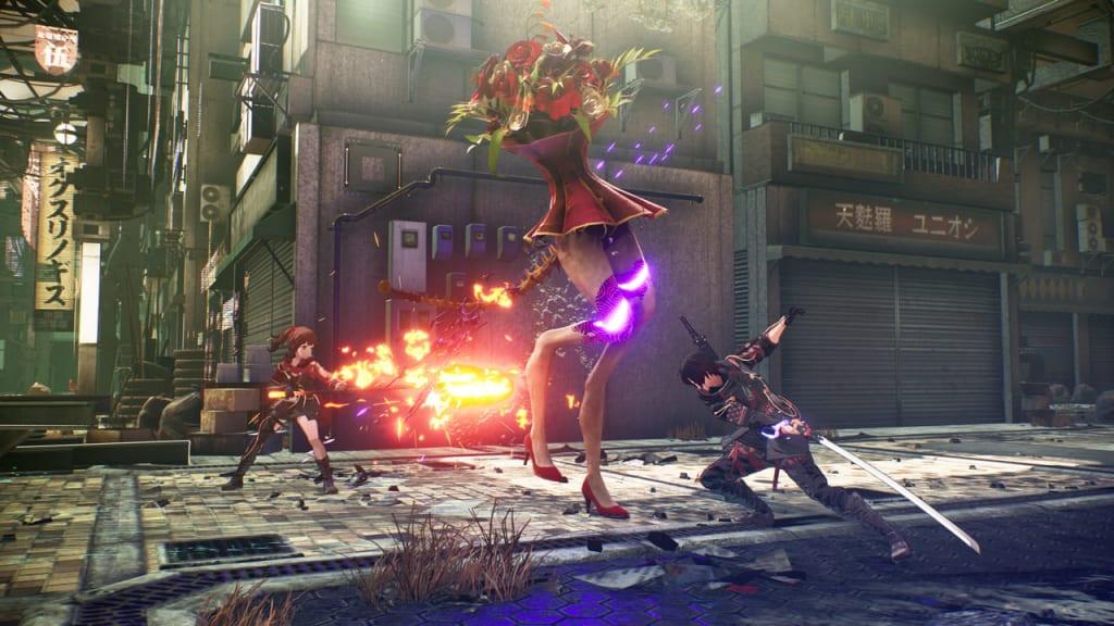Scarlet Nexus - Others Enemy Compendium