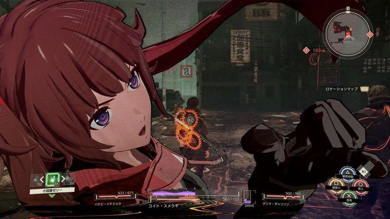 Scarlet Nexus - Hanabi Ichijo Struggle Arms System (SAS) Borrowed Abilities