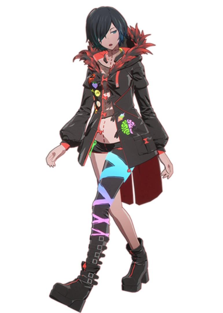 Scarlet Nexus - Kodama Melone Character Companion Overview