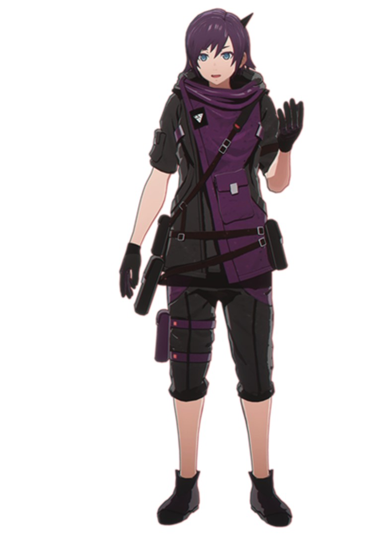 Scarlet Nexus - Wataru Frazer Character Companion Overview