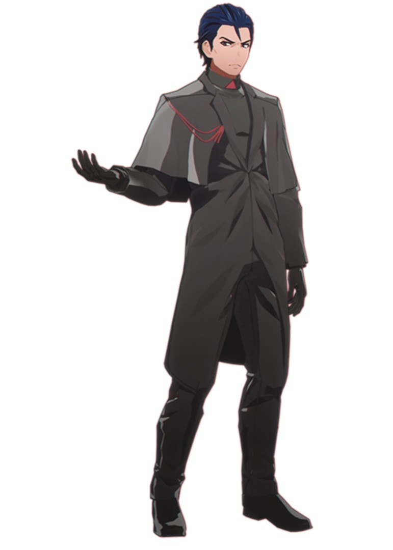 Scarlet Nexus - Kaito Sumeragi Character Companion Overview