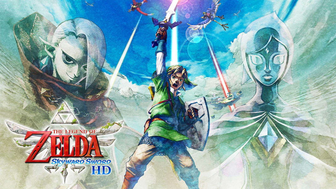 The Legend of Zelda: Skyward Sword HD - Pre-order and Game Editions