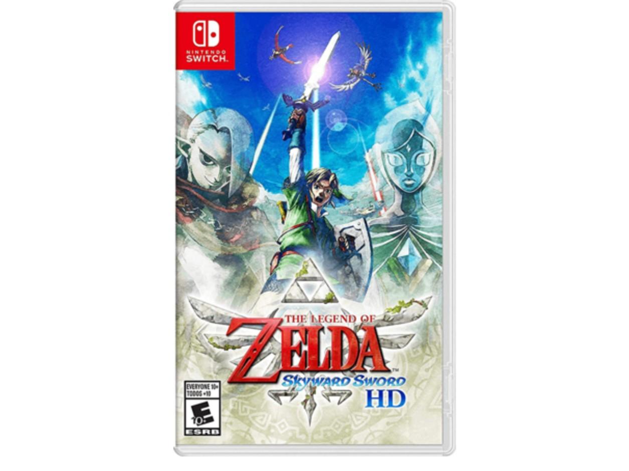 The Legend of Zelda: Skyward Sword HD Physical Copy