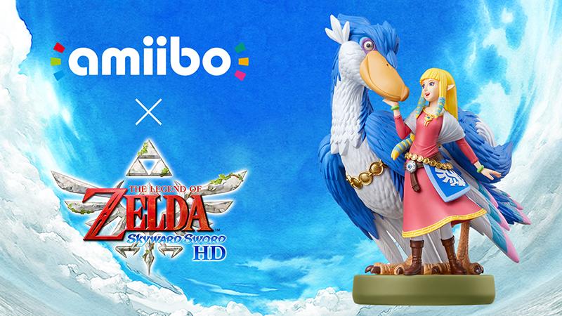 Zelda & Loftwing: amiibo