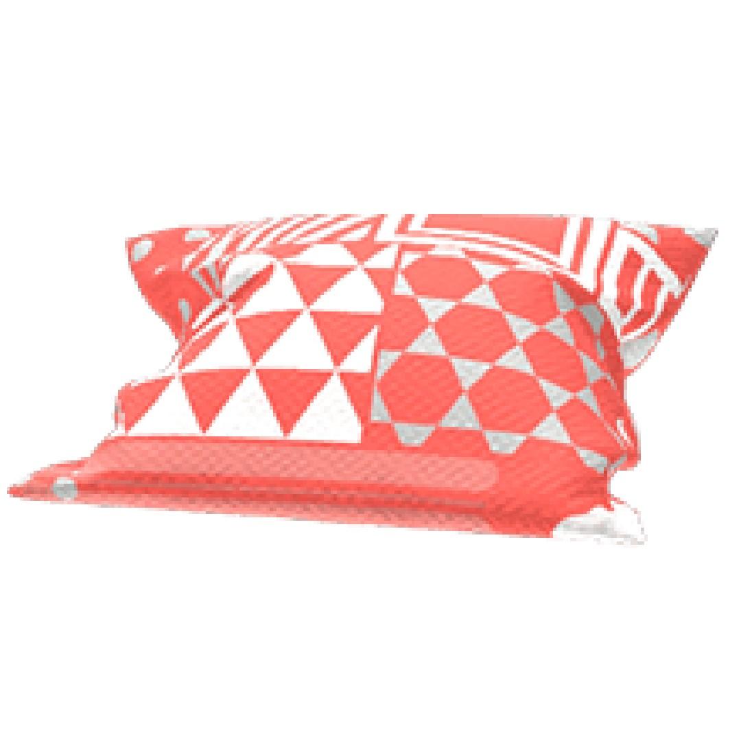 Scarlet Nexus Red Cushion