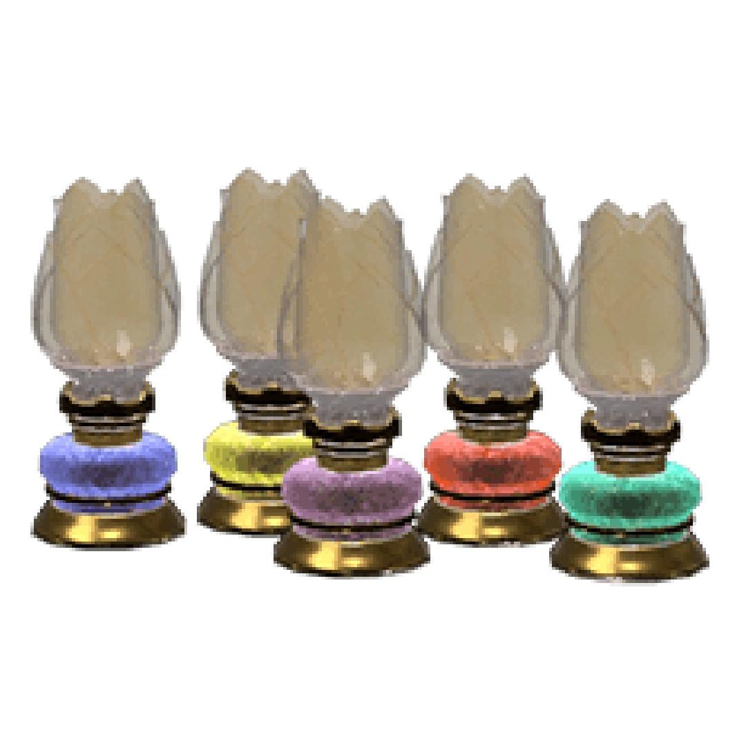 Scarlet Nexus Rare Antique Lamp