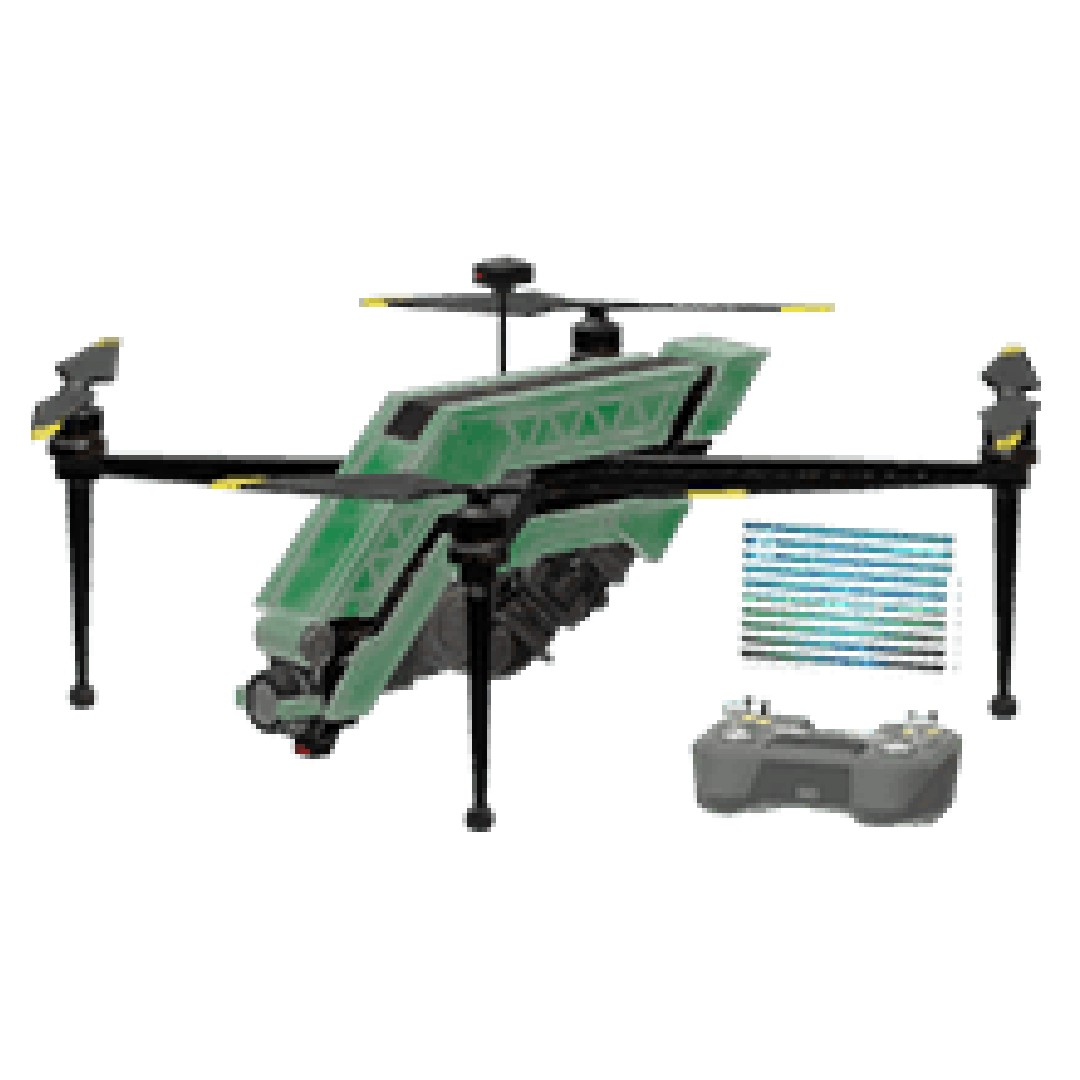 Scarlet Nexus Drone and Controller