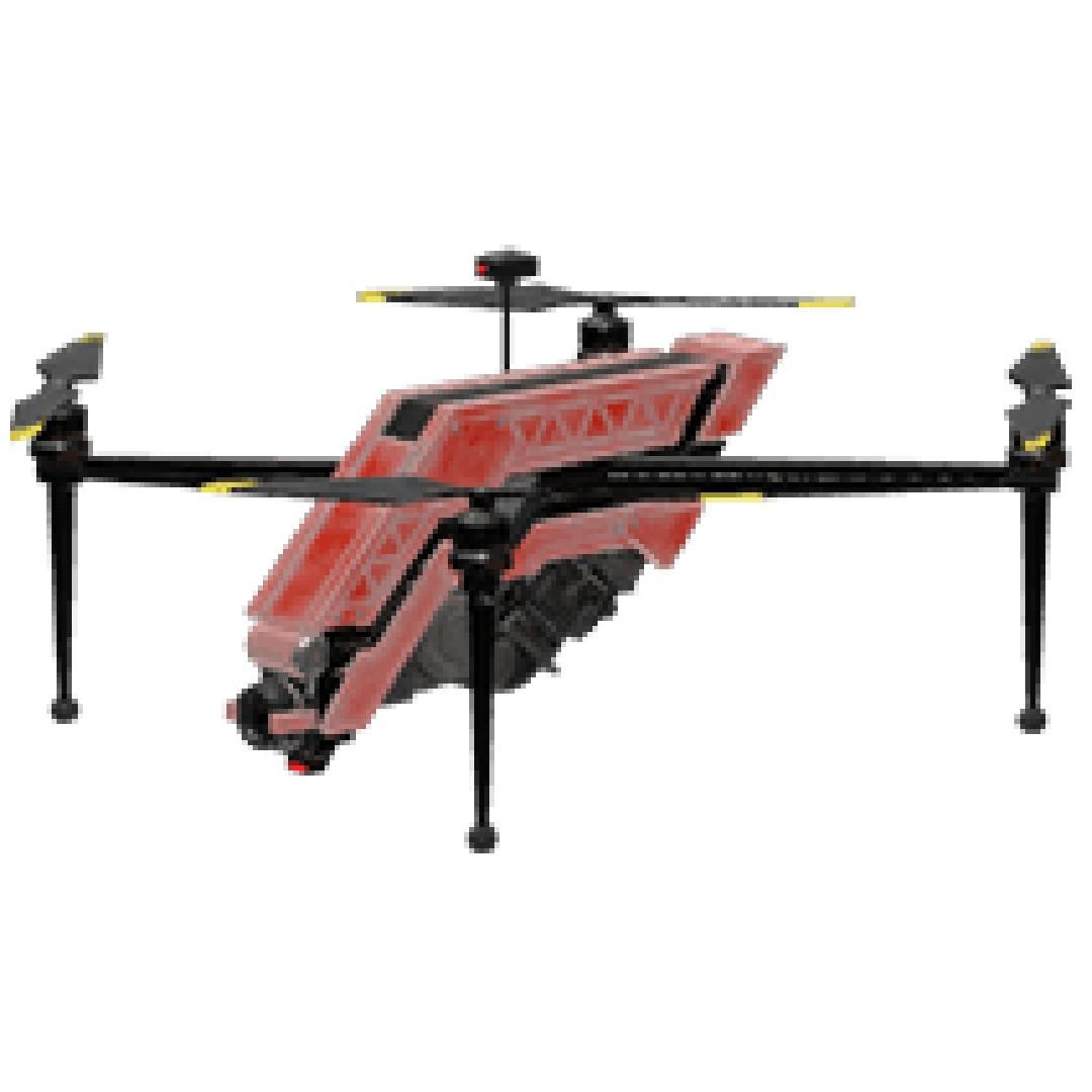 Scarlet Nexus Modifiable Drone