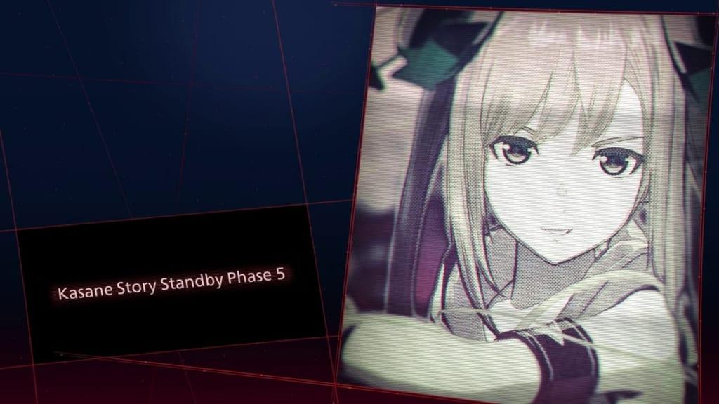 Scarlet Nexus - Kasane Story Standby Phase 5