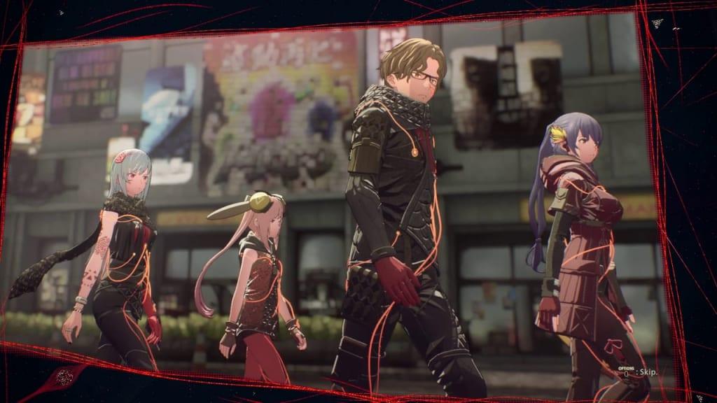 Scarlet Nexus - Kasane Story Phase 5: The Point of No Return Walkthrough