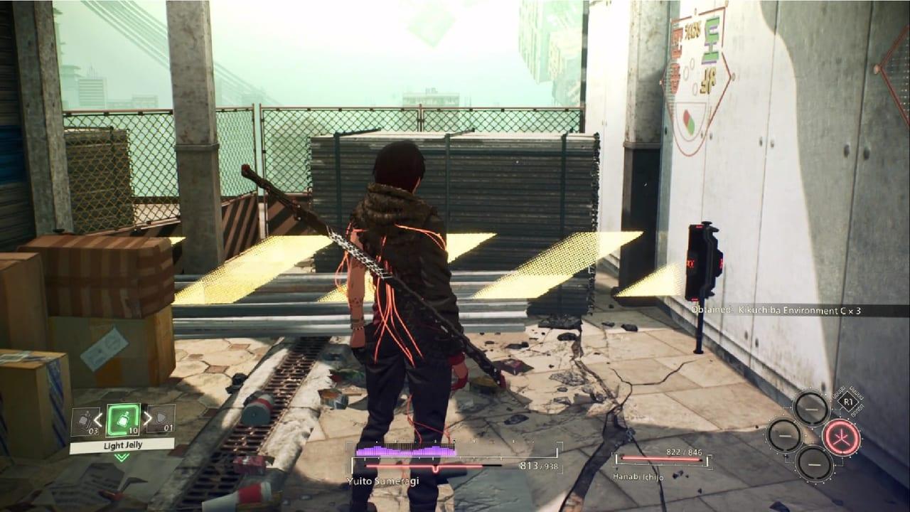 Scarlet Nexus Dont-Get-Cocky