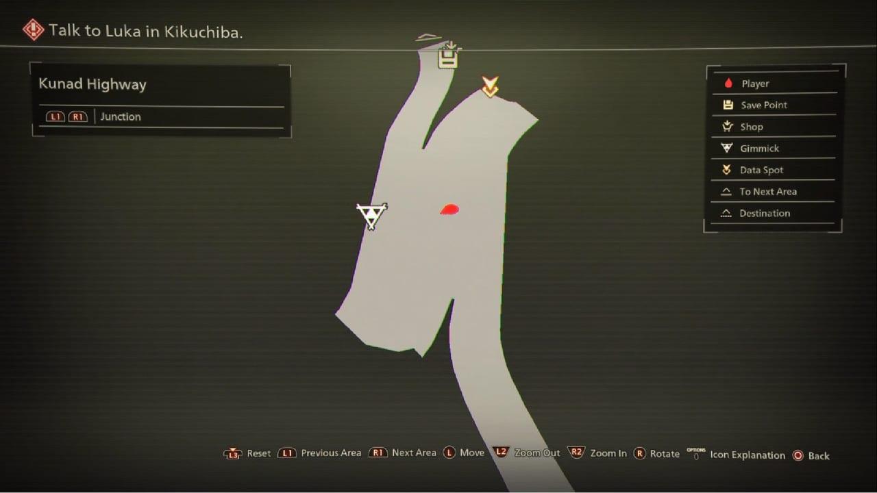 Scarlet Nexus Destroy the Shell Map