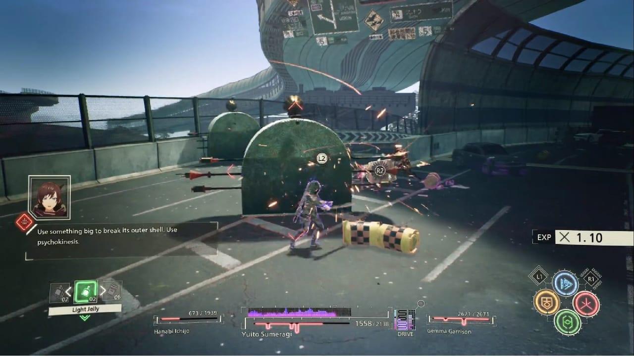Scarlet Nexus Destroy the Shell Strategy