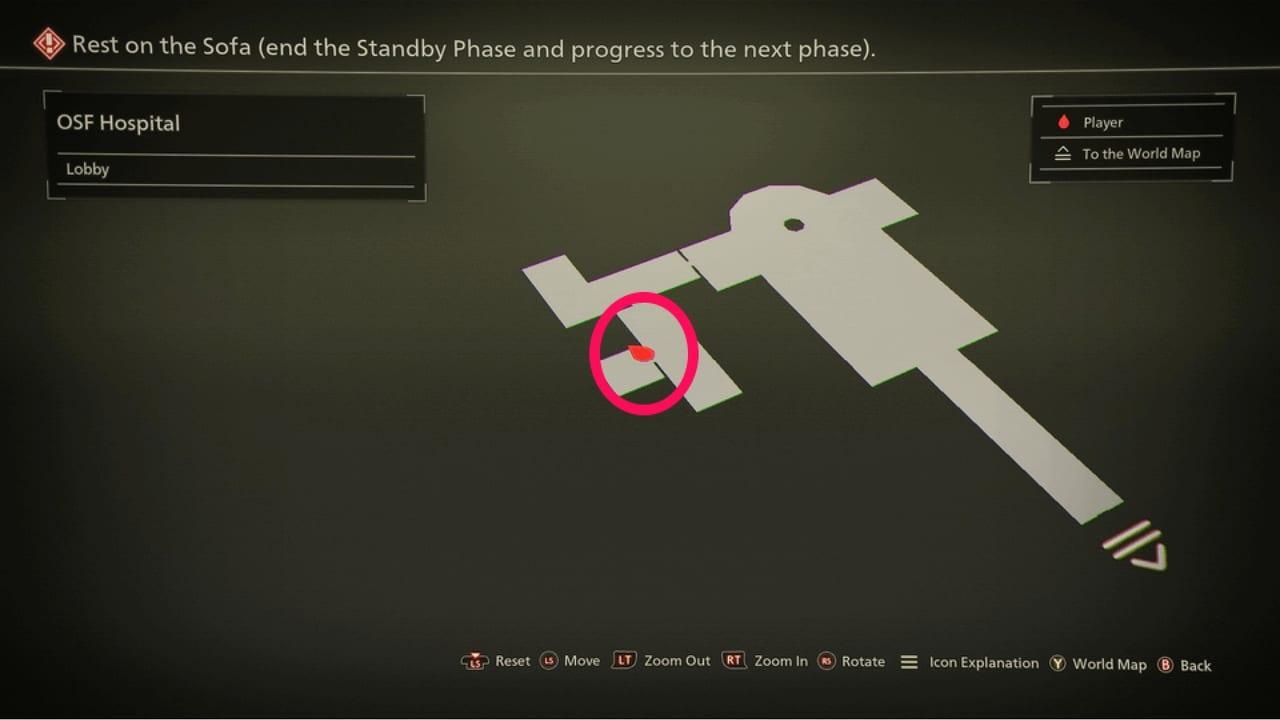Scarlet Nexus For-a-Teammate-Map