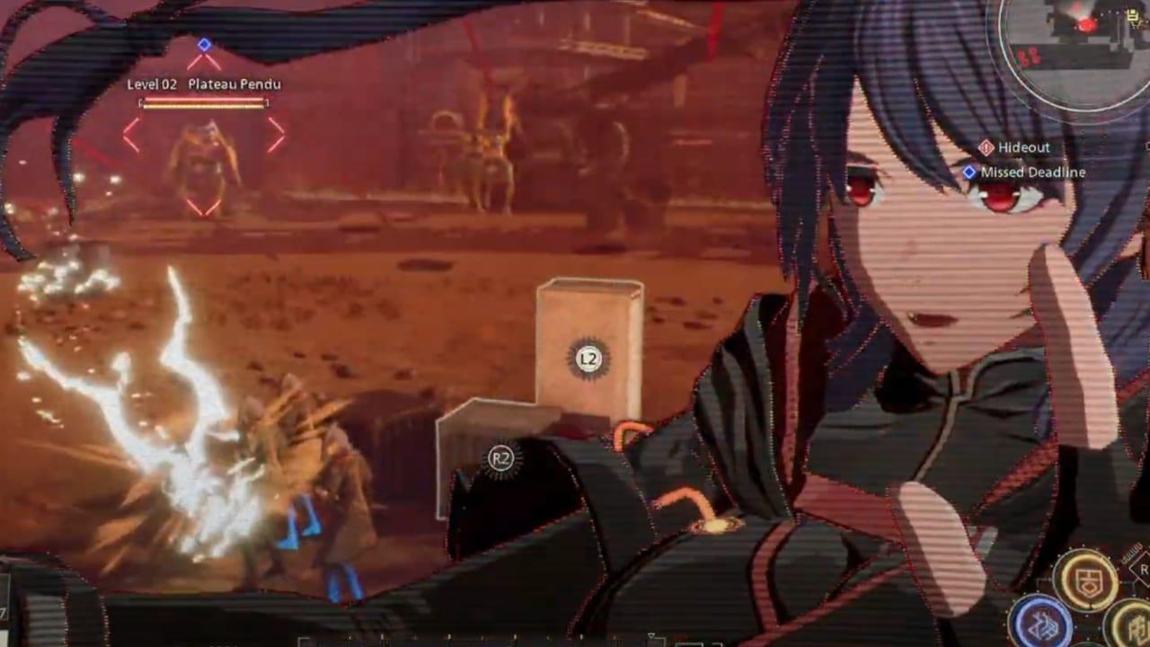 Scarlet Nexus Missed Deadline Kyoka