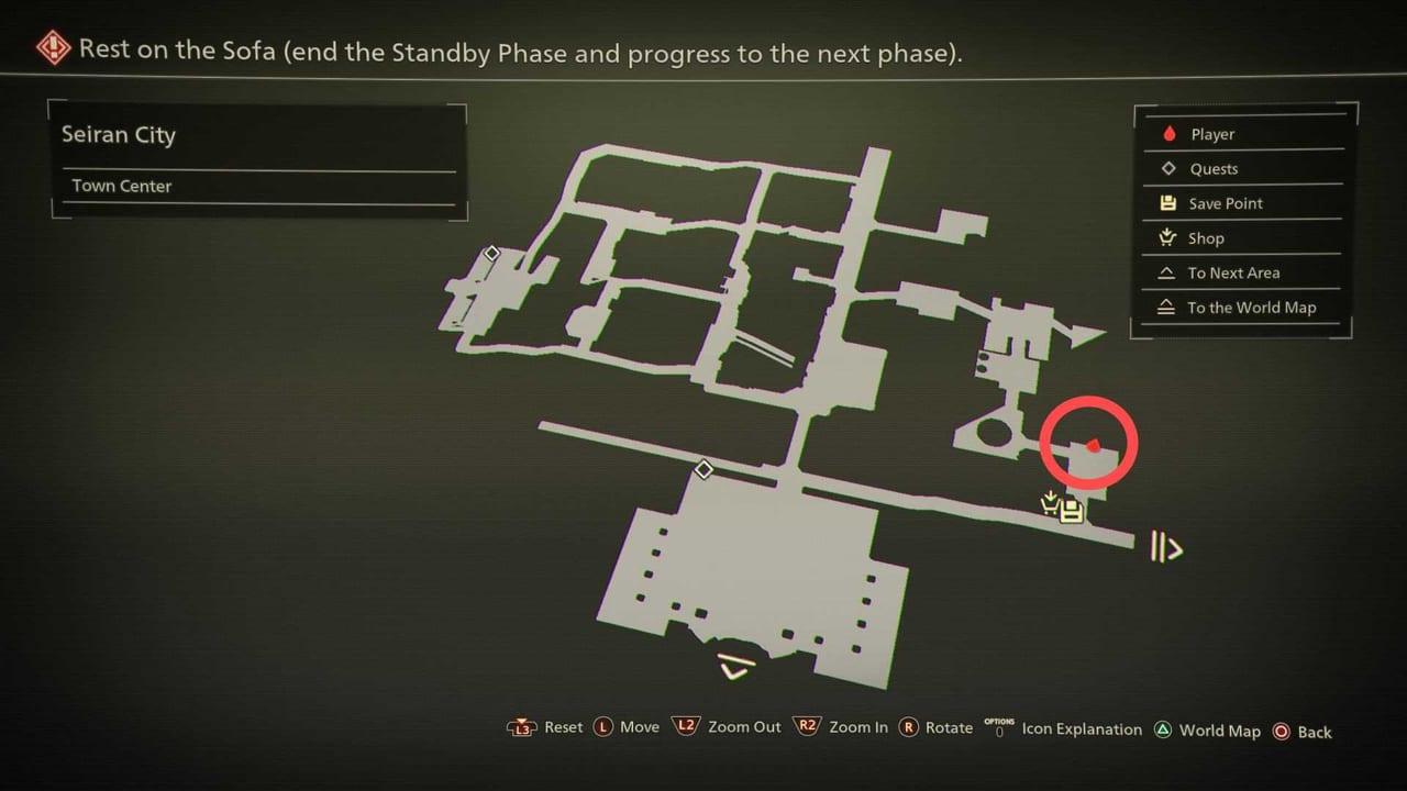Scarlet Nexus Incredible-Speed-Map