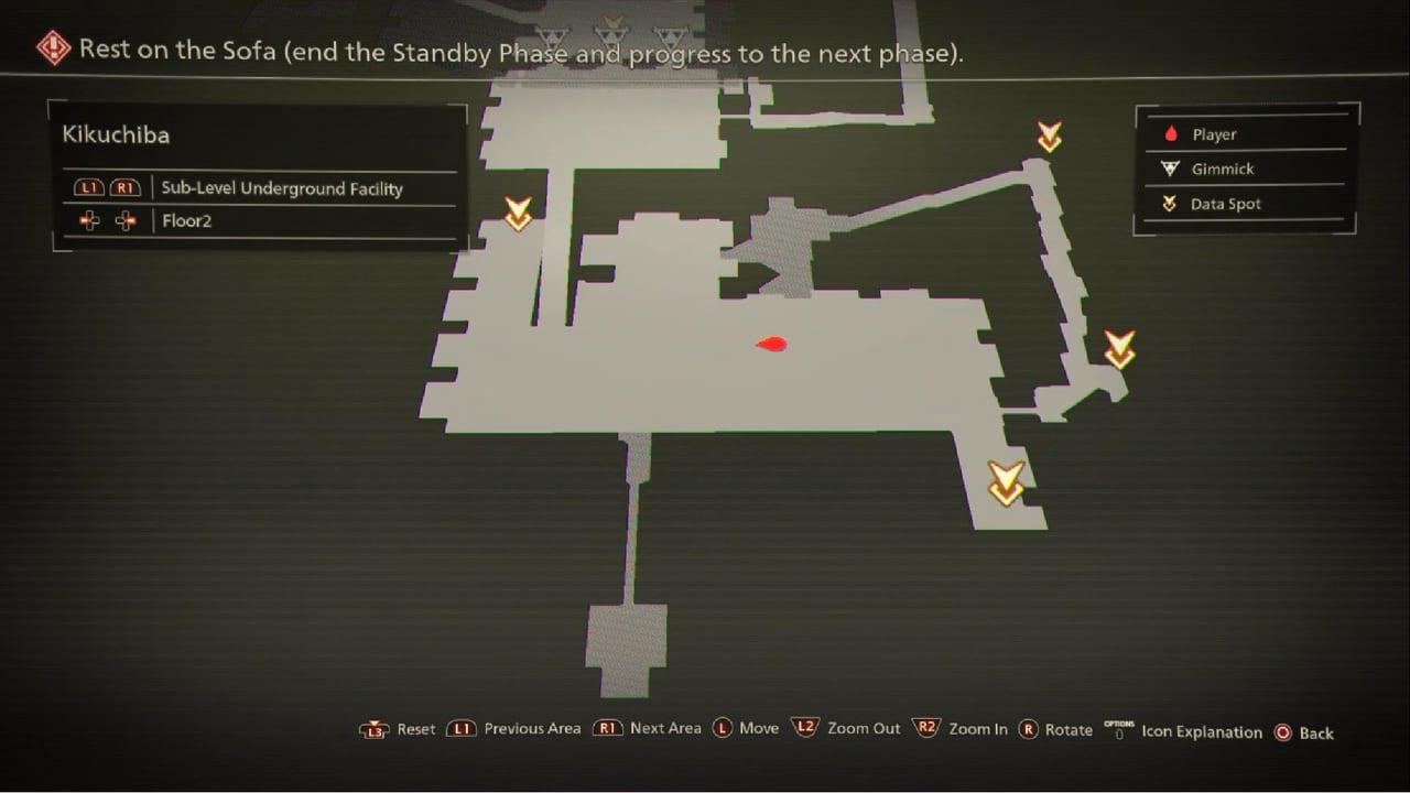 Scarlet Nexus Infinite-S-Quest-Map
