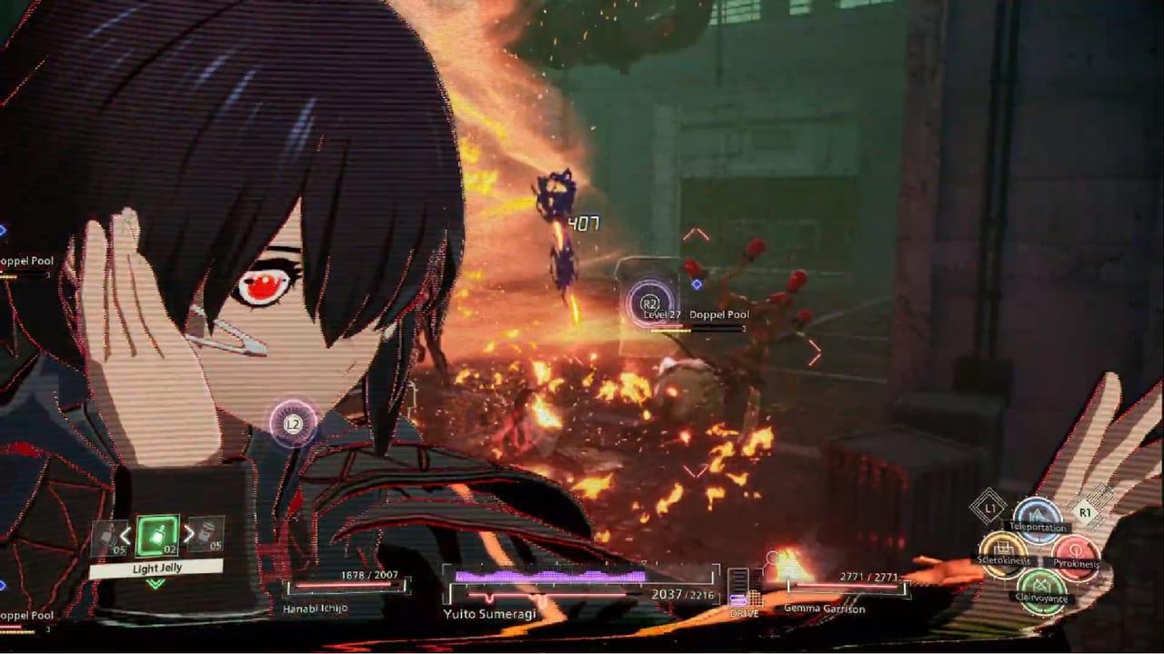 Scarlet Nexus Tsugumi-Infinite-Quest