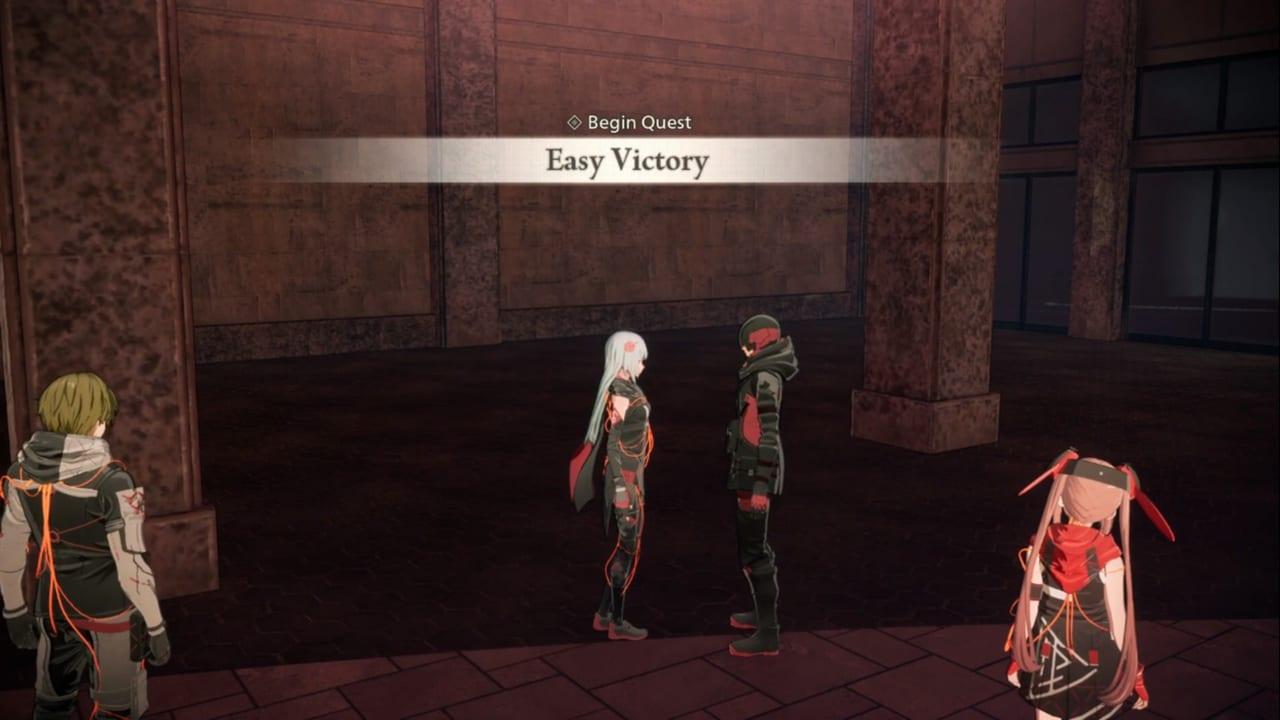 Scarlet Nexus Easy-Victory-Pic