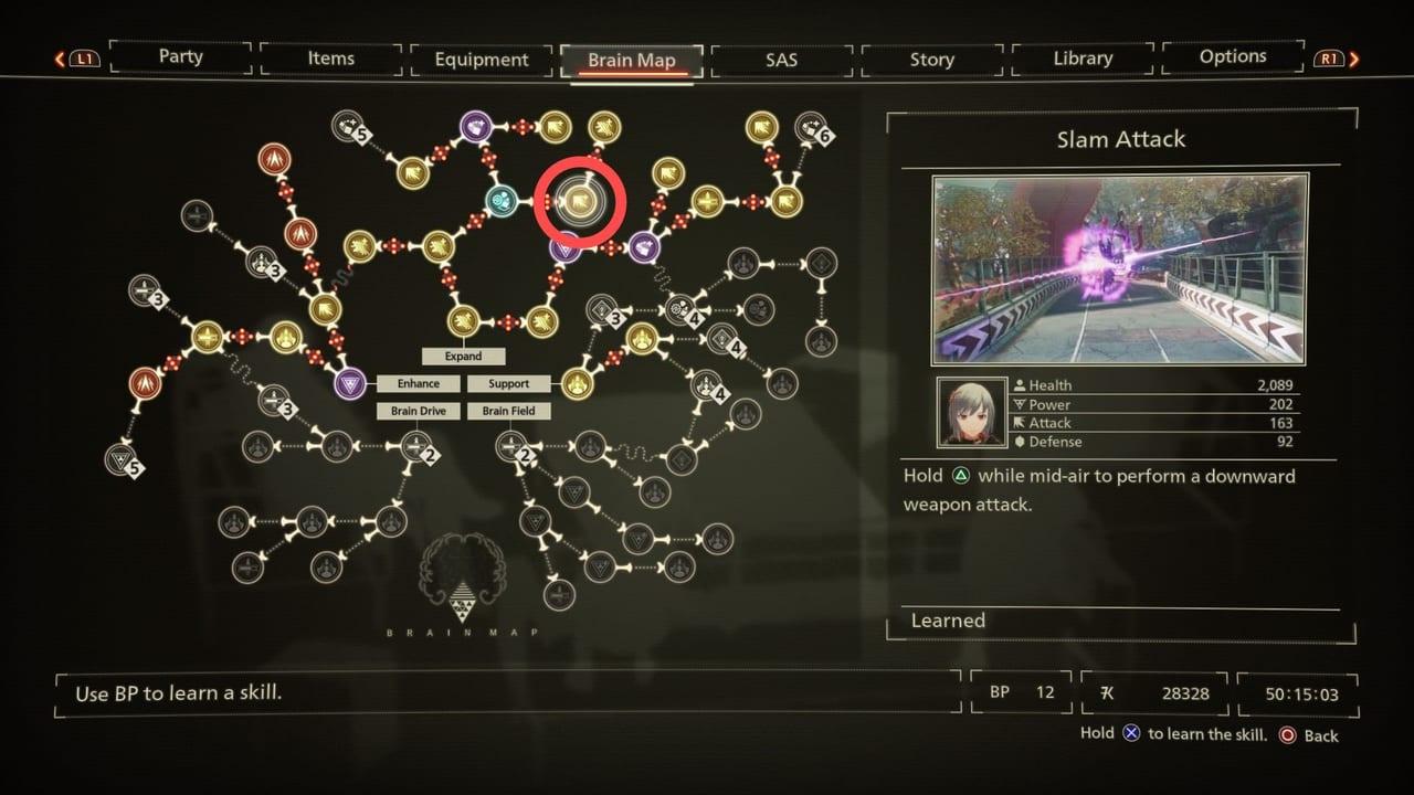 Scarlet Nexus Aerial-Attack